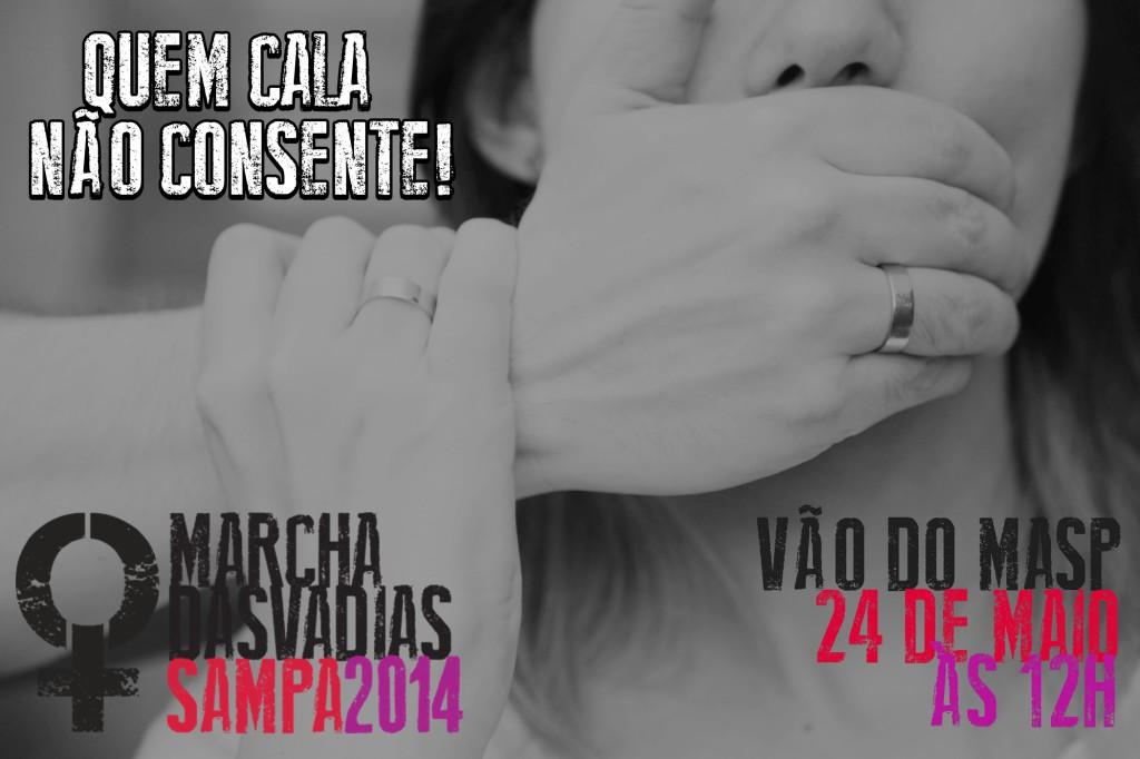 Cartaz da campanha de divulgação da MdV 2014